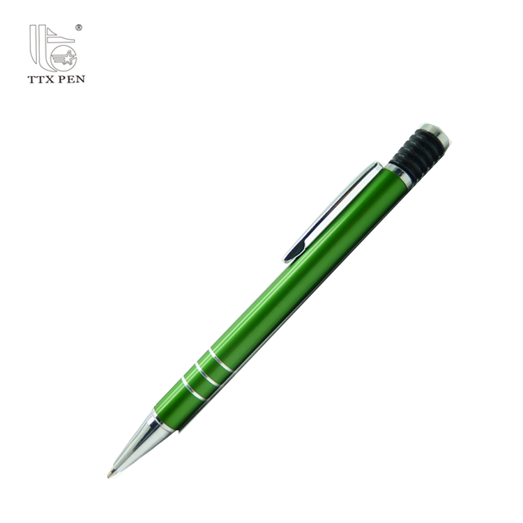 New product trendy style with different colors promotional cross metal pen