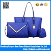 Best selling European fashion bags PU high quality elegant shoulder bags tote ladies handbags with large capacity