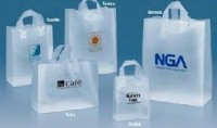 Wholesale Economical OEM Plastic Shopping Carrier Bag
