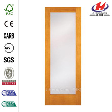 JHK-G01 Hanging Glass Panels Inserts Fiberglass Shed Interior Doors
