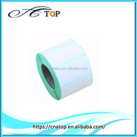 high quality self adhensive blank sticker label