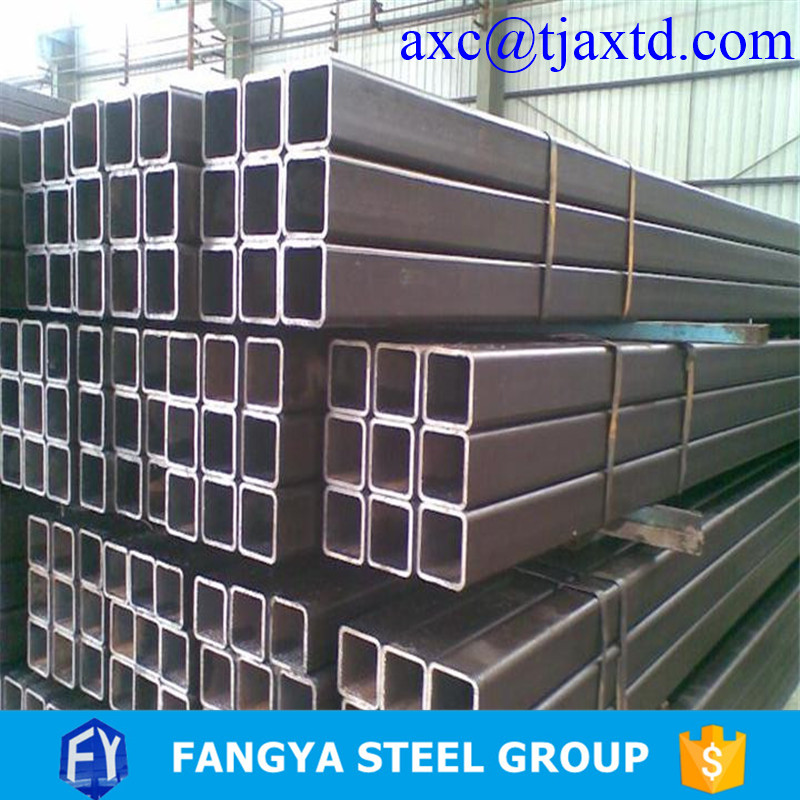 hollow section steel tube ! square tube/shs import building material from china square steel pipe
