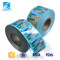 Custom printing heat seal plastic lamination film for candy