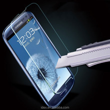 explosion poof 9H 3d color screen protector for samsung galaxy s3