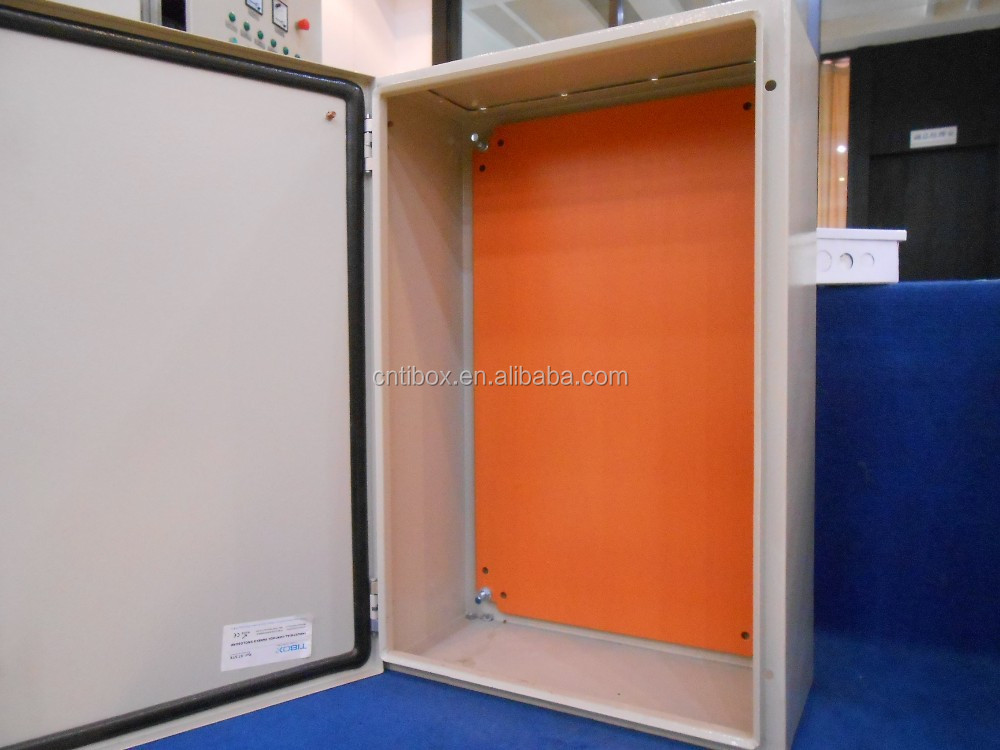 2014 new hot Customized P65 Wall Mounted Weatherproof Enclosures/China Made Panel Mounted Enclosure/Weatherproof Electronic box