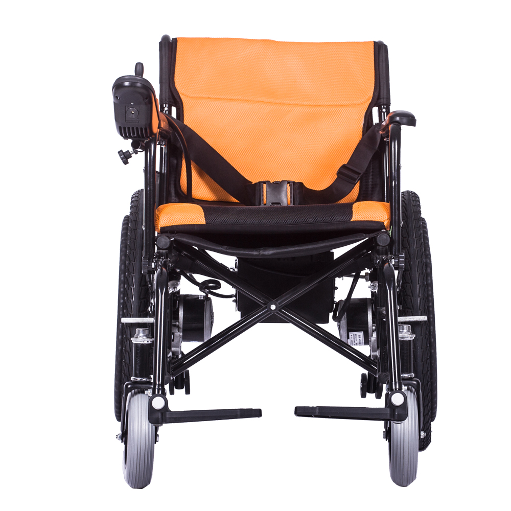 High End Electric Wheelchair With Motor For The Elderly