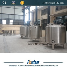 Zhejiang stainless steel process lube oil blending plant (GM1000)