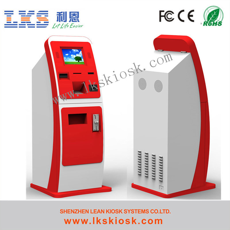 Hot Sale Payment System Coin Acceptor Ticket Dispenser Kiosk Betting Terminal