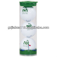 ball packaging tube