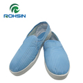 Manufacture Price PVC Material For Lightweight Safety ESD Shoes ESD Work Shoes