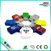 OEM promotional wearable usb flash drive