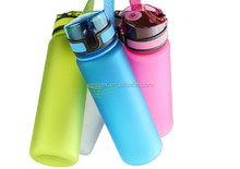 tritan BPA free plastic drinking Bottle&Frosting cup