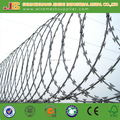 Hot dipped galvanized Flat razor wire