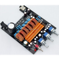2.1 high power digital power amplifier board TPA3116 beyond TPA3123 LM1875 audio amplifier board