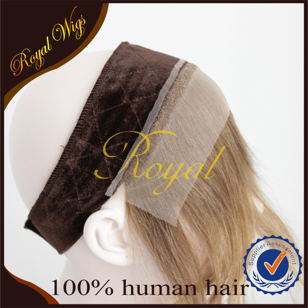 Beautiful New Product human hair Lace Headband Iband