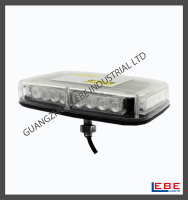 LED Mini Strobe Warning Light Bar with magnetic mount with Amber/Red/White/Blue/Green LB817B-SB