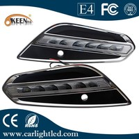Volvo S60 Led Daytime Running Light With Amber Turn Signal