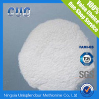 Wholesale Nutritional Supplement Feed Grade 99% DL Methionine With Crystalline Powder