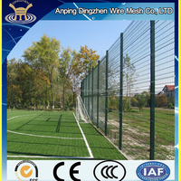 Plastified Steel Wire Mesh Panel Game