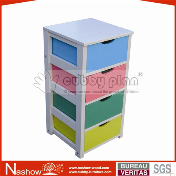 Cubby Plan CB-001wooden kids toys cupboard Nursery school furniture