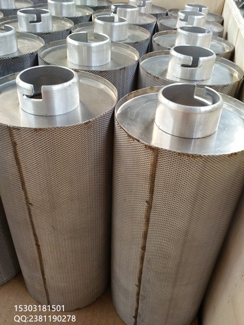 Wire Mesh Air Cleaner : Wire mesh filter air high quality hot sale iso