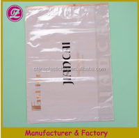 heat seal reusable cheap plastic zipper bag with printed logo
