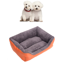 High Quality Cheap Plush Oxford Pp Cotton Pet Nest Cat Kennel Dog Bed