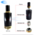 510 E Cig Air Flow Ecig 3ml glass tube bottle Electronic Cigarette RTA Atomizer