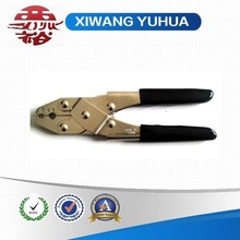 electric hand crimping tools with PVC handle
