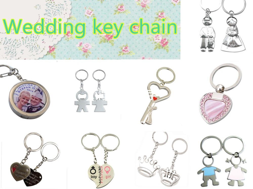 Custom 3D lover keychain fatory key chain for engraved