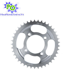 428-41T Motorcycle roller chain sprocket set