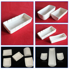 High Quality Refractory Smelting Zirconia Wear Resistant Ceramic Crucible