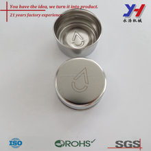 OEM design perfume cap with logo colorful round beer bottle cap