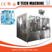 Drinking water filling machine and production line