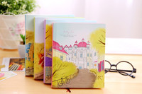 lovely cover factory price popular decorative notebook