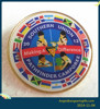 Making a difference Southern Union Pathfinder Camporee CMYK national flag print pin badge