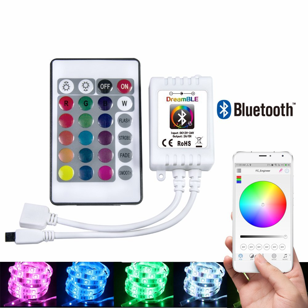 Wholesale led rgb bluetooth controller - Online Buy Best led rgb ...