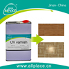 Transparent professional traceless wood floor uv coating