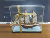 Wedding Souvenir Miniature Ship type Pinisi