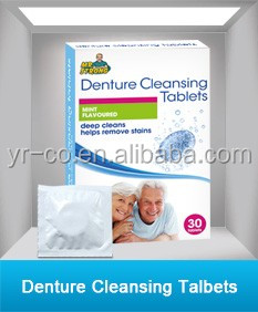 Denture Cleansing Talbets