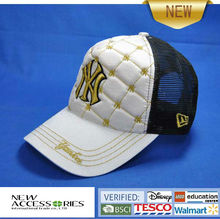 wholesale New York embroidered baseball hats