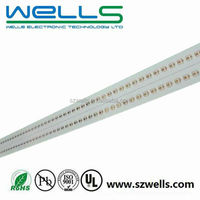 Shenzhen led tube light printing circuit board factory/UL&ROHS certificated