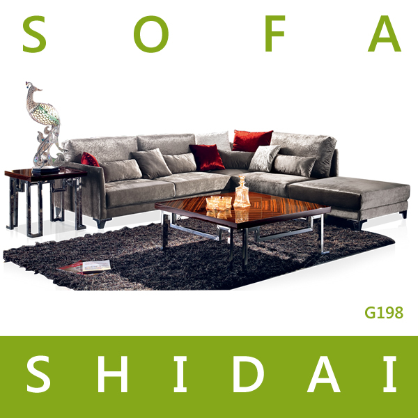 fabric corner sofa set designs / fabric moroccan sofa / sofa sets in karachi G198