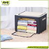 Wholesale Oxford Cloth large clothes storage box eco-friendly bedroom foldable storage box