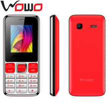 1.77Inch Small Screen Cheap Handphone Spreadturm 6531 Mobile Phone Dual Sim 2G Feature Mobile Phone T483