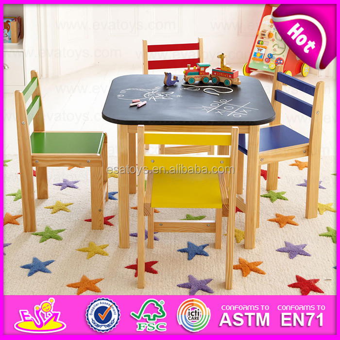 round table chairs kids