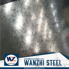 Anti-corrosion galvanealed steel plate from China