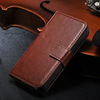 manufacture price wallet smart cover case for iphone 4, leather case for iphone 4g, cell phone case for iphone4