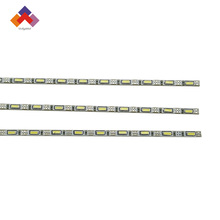 3mm Narrow Rigid LED Light Bar 3.7V led strip for Cupboard lighting