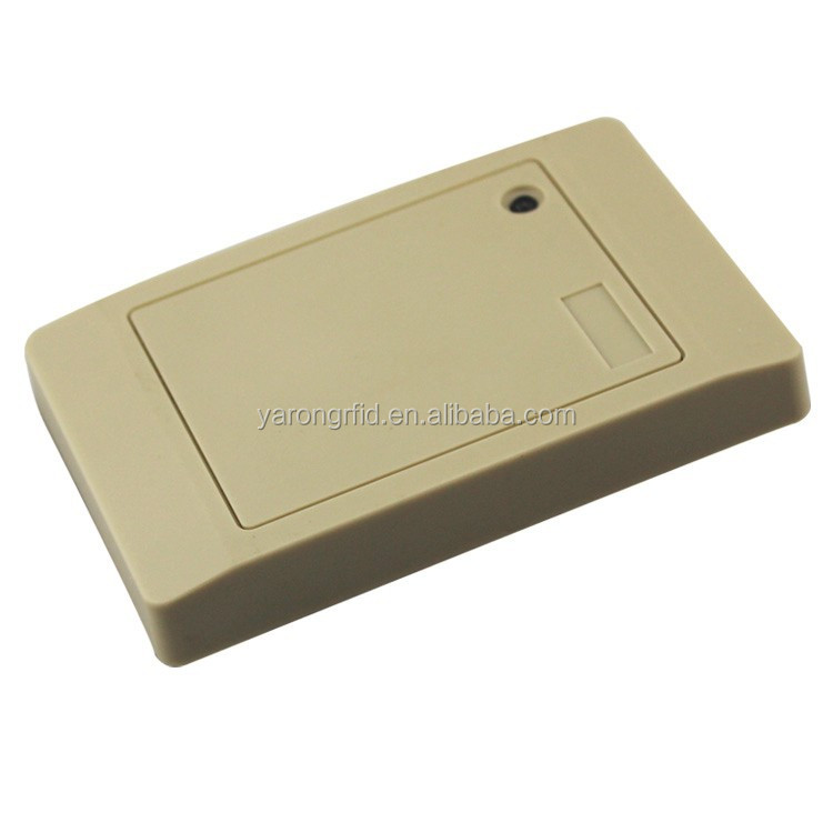 mf 13.56mhz ISO14443A rs232 weigand 26/34 bits access control card rfid reader for door systems